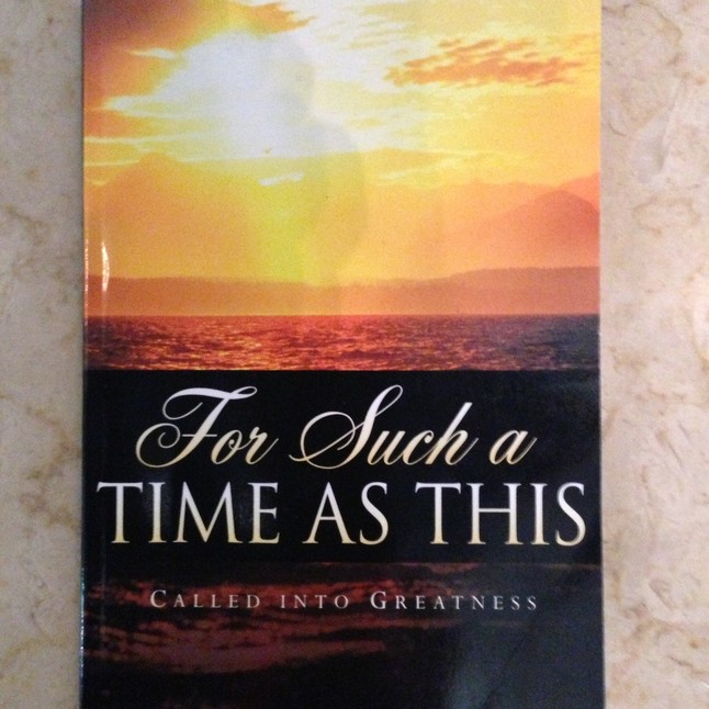 For Such A Time as This by Dr. Mary E. Adams