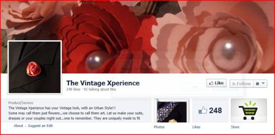 The Vintage Experience