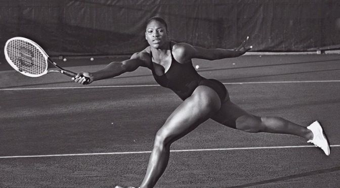 "#SerenaWilliams #Tennis ""Still The Best"" #Vogue via #JPLOGAN #KGBN"